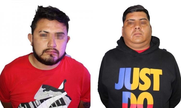 Policías municipales detienen a narcomenudistas y asaltantes en distintas colonias de la capital poblana