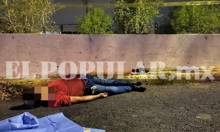 Hombre muere atropellado al intentar cruzar la Recta a Cholula