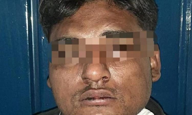 Sujeto golpea a su pareja y provoca incendio, fue detenido en la colonia Mártires del Trabajo