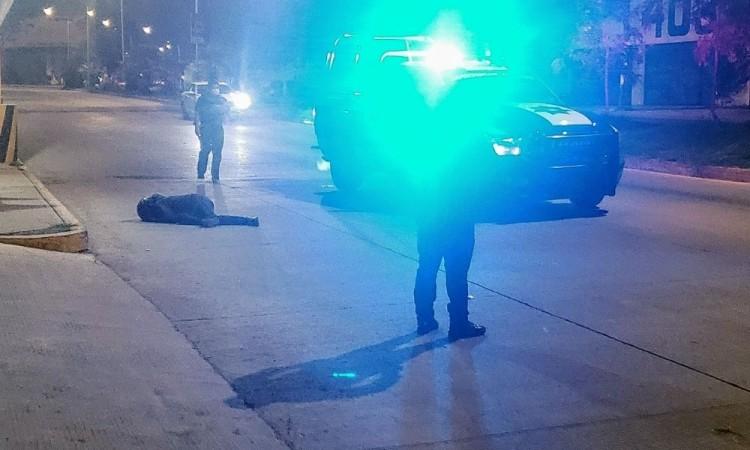 Motociclista muere en derrape en la carretera federal Puebla-Tehuacán