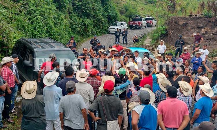 Habitantes de San Felipe Tepatlán denuncian una vez más intento de compra de votos
